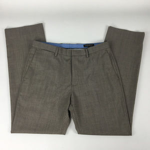 Banana Republic Pants Size 32x30 Flat Front Wool!